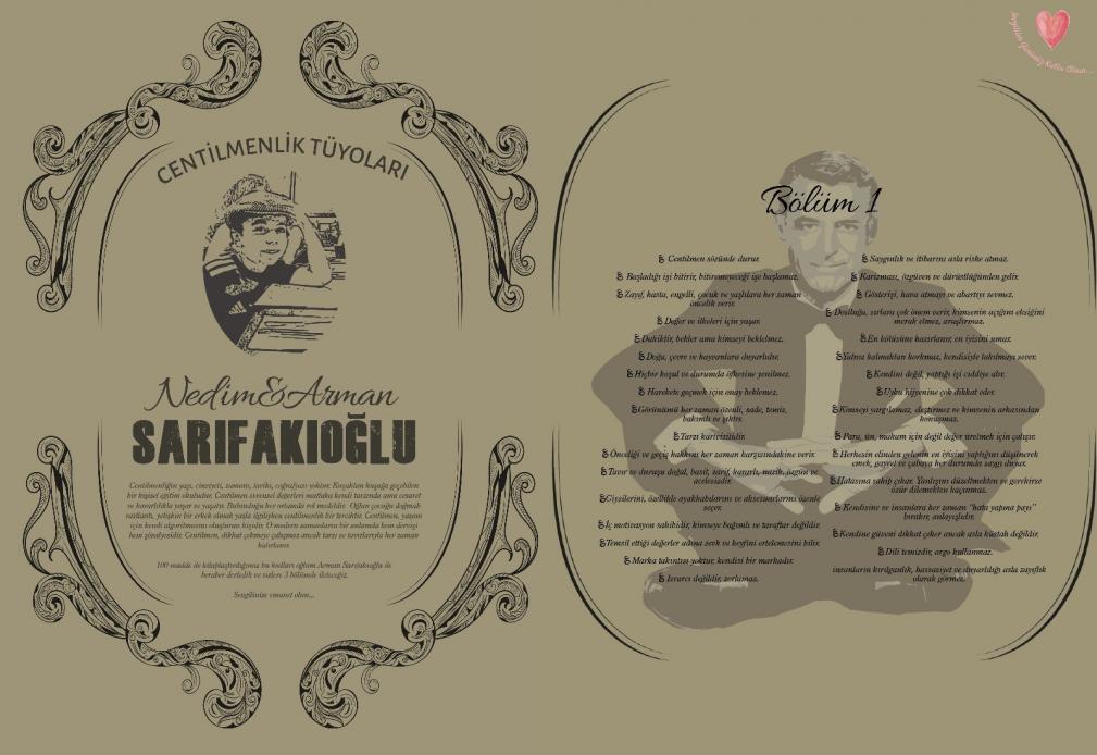 Ankara Life Dergisi - Şubat - Nedim SARIFAKIOGLU